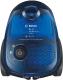 Пылесос Bosch BGN21702 (синий) -