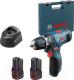 Профессиональная дрель-шуруповерт Bosch GSB 120-LI Professional (0.601.9F3.000) -