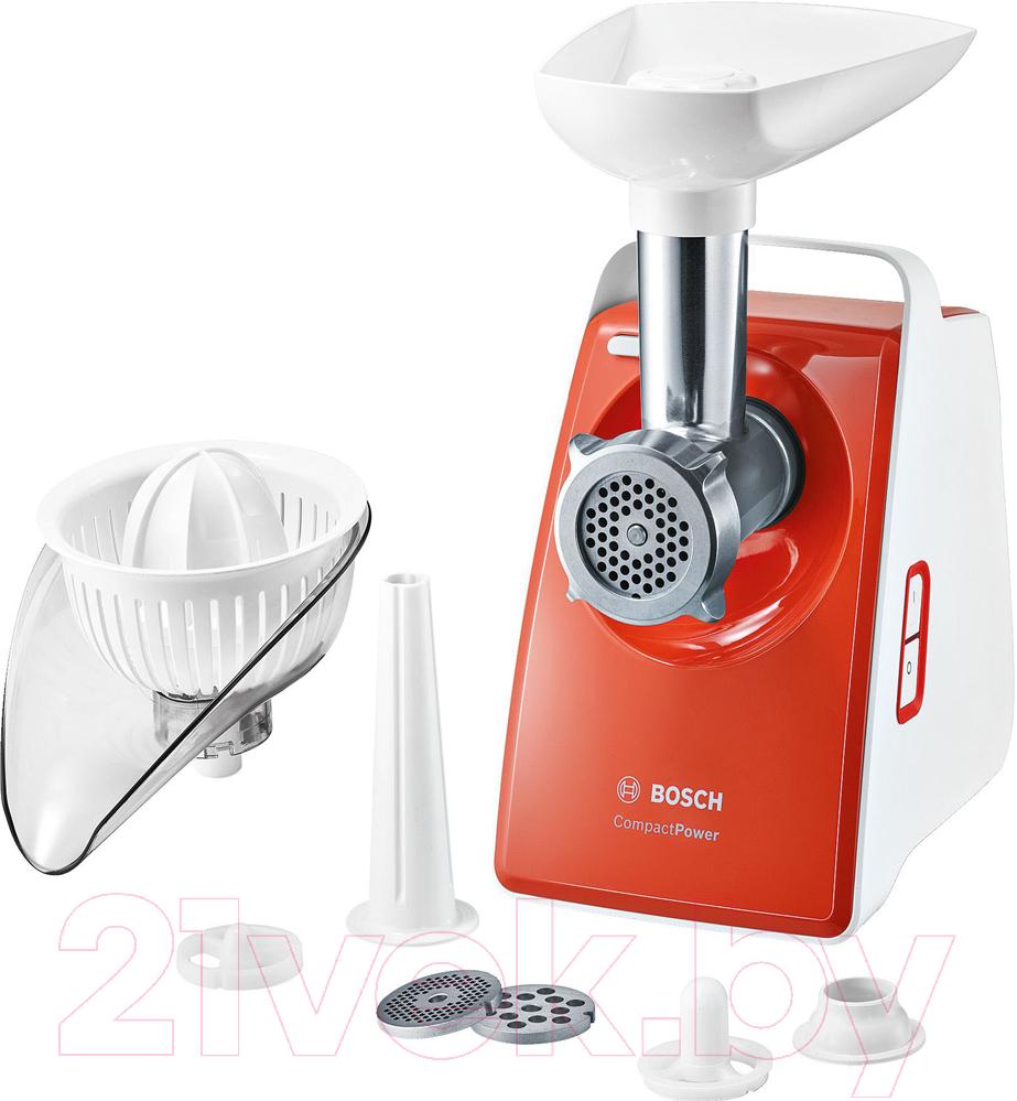 Купить Мясорубка электрическая Bosch, MFW3630I, Китай
