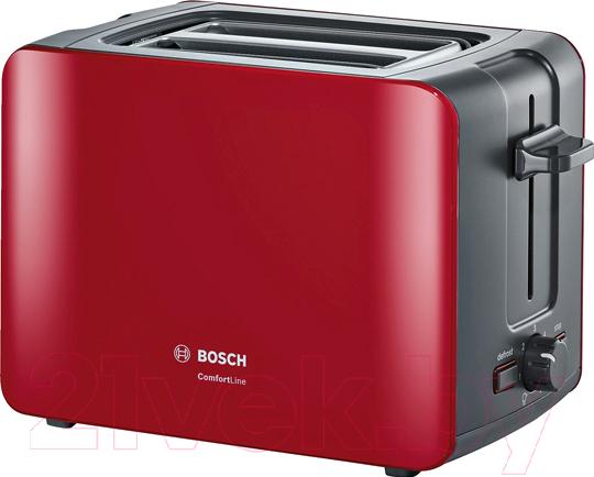 Купить Тостер Bosch, TAT6A114, Китай