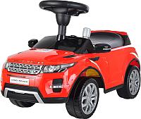 Каталка детская Chi Lok Bo Рэйнджровер 348R (красный) -