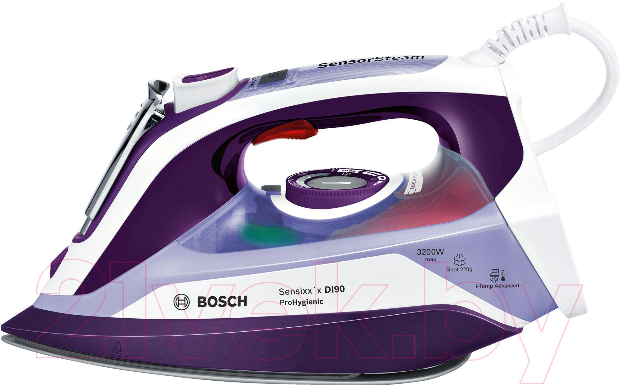 Купить Утюг Bosch, TDI903231H, Китай