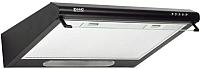 Вытяжка плоская Zorg Technology Line G 380 (60, черный) -