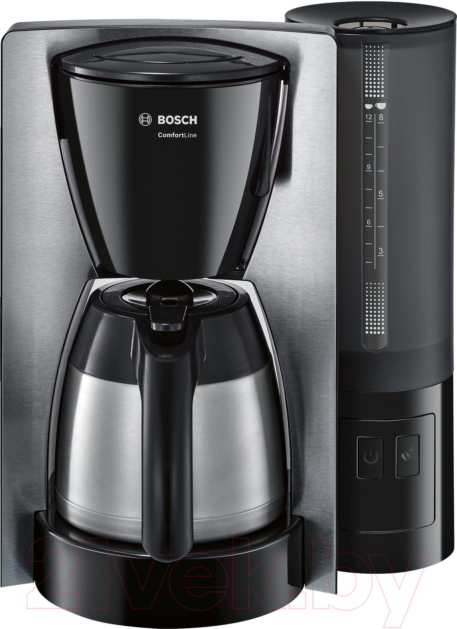Купить Капельная кофеварка Bosch, TKA6A683, Китай