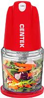 Измельчитель-чоппер Centek CT-1391 (красный) -