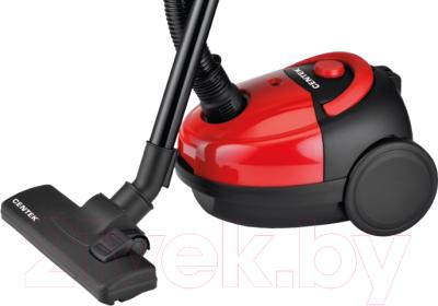 Пылесос Centek CT-2518 (красный/черный) -