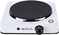 Электрическая настольная плита Centek CT-1506 (белый) -