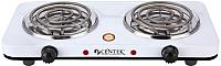 Электрическая настольная плита Centek CT-1509 (белый) -