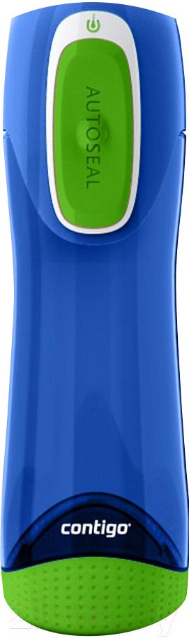 Купить Бутылка для воды Contigo, Swish / 1000-0237 (cobalt), Бельгия, тритан