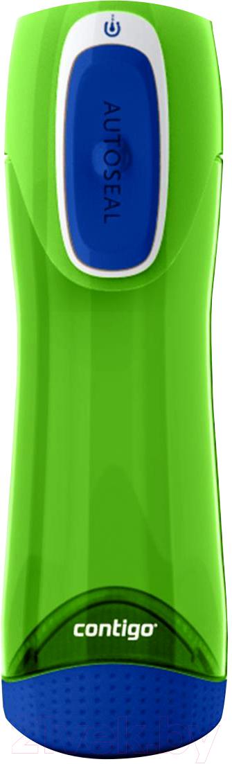 Купить Бутылка для воды Contigo, Swish / 1000-0236 (citron), Бельгия, тритан