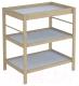 Столик пеленальный Polini Kids Simple 1080 (натуральный) -
