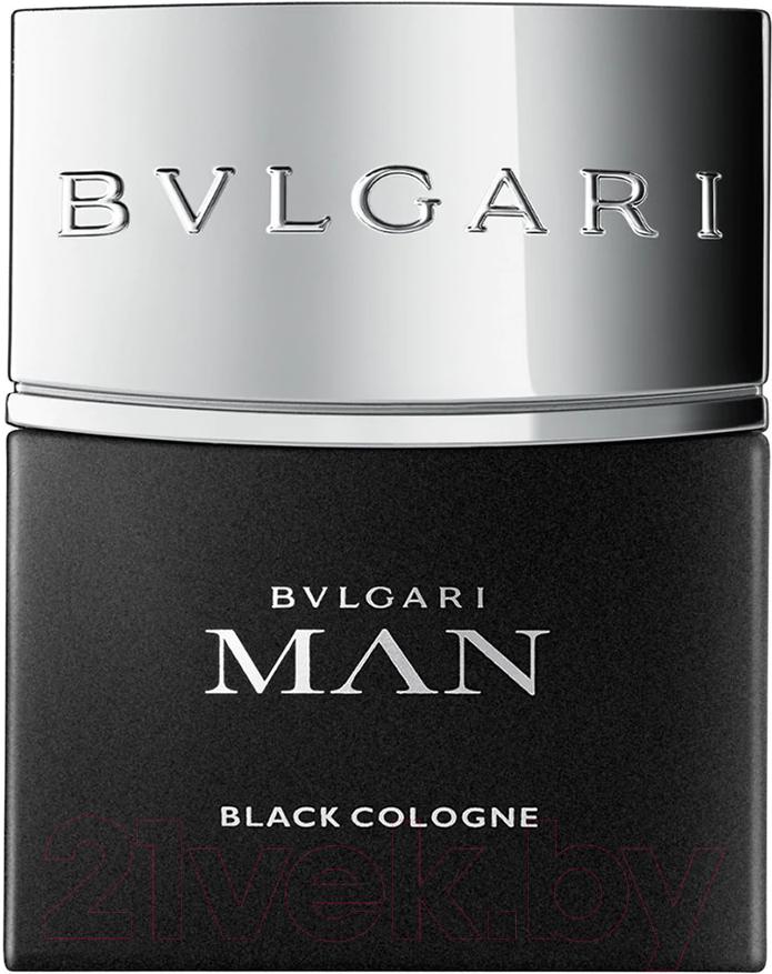 Туалетная вода Bvlgari, Man Black Cologne (30мл), Франция  - купить со скидкой