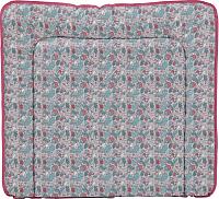 Доска пеленальная Polini Kids Disney Последний богатырь - Принцесса (розовый, 77x72) -