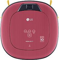 Робот-пылесос LG VR6570LVMP -