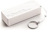 Портативное зарядное устройство Esperanza Quark XL 5000mAh / XMP102W (белый) -