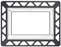 Монтажная рамка для кнопки смыва TECE Loop Square 9240646 -