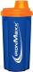 Шейкер спортивный IronMaxx I00003010 (700мл, синий/оранжевый) -