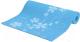 Коврик для йоги и фитнеса Torres YL10024 (голубой/белый) -