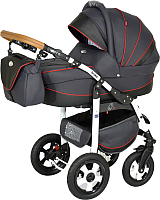 Детская универсальная коляска Verdi Broko 3 в 1 (1) -