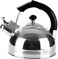 Чайник со свистком Maestro MR-1308 (черный) -