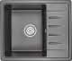 Мойка кухонная Granula GR-5803 (черный) -