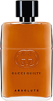 Парфюмерная вода Gucci Guilty Absolute Pour Homme (50мл) -