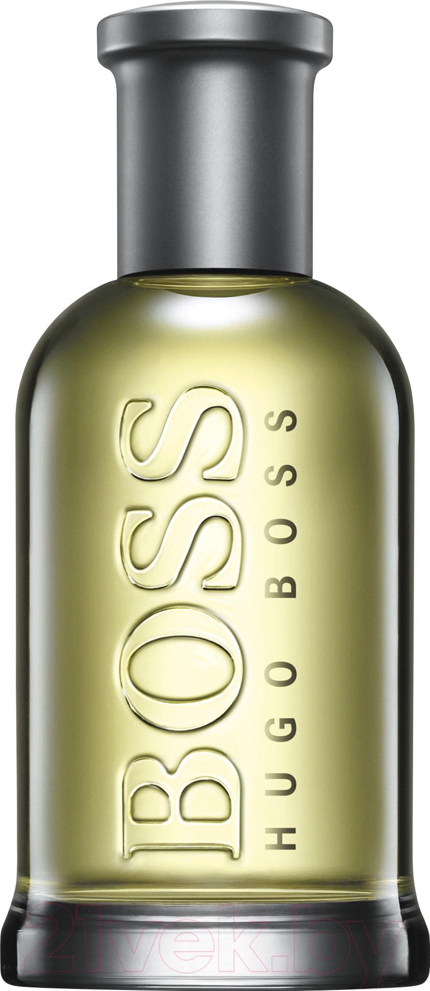 Купить Туалетная вода Hugo Boss, Boss Bottled (50мл), Швейцария, Boss Bottled (Hugo Boss)