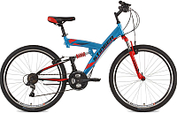Велосипед Stinger Banzai 26SFV.BANZAI.20BL8 -