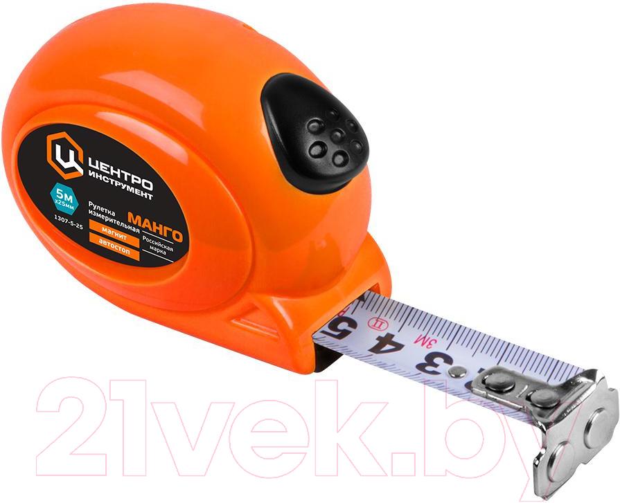 Купить Рулетка Центроинструмент, Mango 1307-8-25, Китай