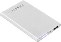 Портативное зарядное устройство Esperanza Nucleus 4400mAh / EMP116S (серебристый) -