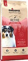 Корм для собак Chicopee CNL Active Chicken & Rice (15кг) -