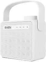 Портативная колонка Sven PS-72 (белый) -