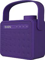 Портативная колонка Sven PS-72 (фиолетовый) -