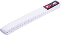 Пояс для кимоно RuscoSport 260см (белый) -