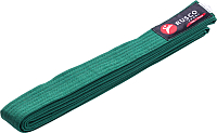 Пояс для кимоно RuscoSport 260см (зеленый) -