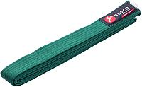 Пояс для кимоно RuscoSport 280см (зеленый) -