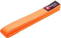 Пояс для кимоно RuscoSport 280см (оранжевый) -