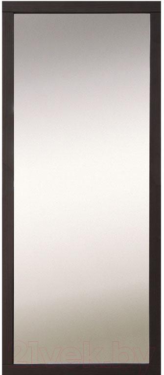 Купить Зеркало интерьерное Black Red White, Каспиан LUS/50 (венге), Беларусь, дерево темное