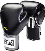 Боксерские перчатки Everlast Pro Style Anti-MB 2314U / 14oz (черный) -