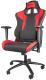 Кресло геймерское GENESIS Nitro 770 NFG-0751 Gaming (черный/красный) -