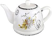 Заварочный чайник Maestro Открытка-незабудка MR-20049-08 -