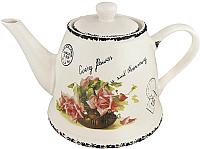 Заварочный чайник Maestro Открытка-роза MR-20050-08 -