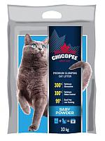 Наполнитель для туалета Chicopee Premium (10кг) -