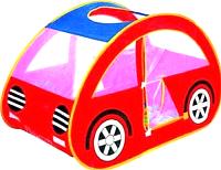 Детская игровая палатка Calida Автомобиль 653 (+100 шаров) -