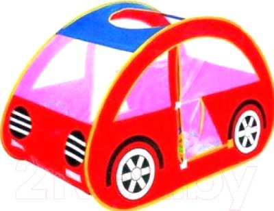 Детская игровая палатка Calida Автомобиль 653 (+100 шаров)