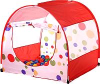 Детская игровая палатка Calida Арка 617 (+ 100 шаров) -