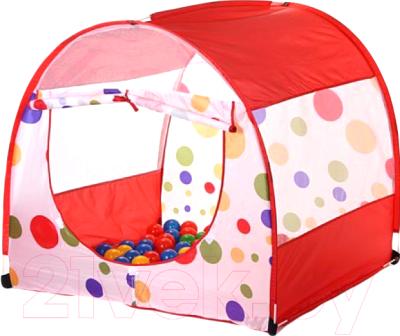 Детская игровая палатка Calida Арка 617 (+ 100 шаров)