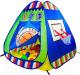 Детская игровая палатка Calida Баскетбол 694 (+100 шаров) -