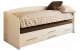 Двухъярусная кровать Олмеко Адель-5 (дуб линдберг) -