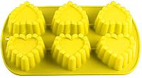 Форма для выпечки Maestro MR-1598 (желтый) -